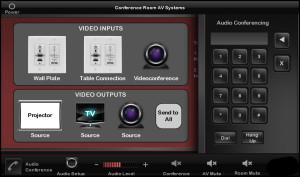 Control System GUI