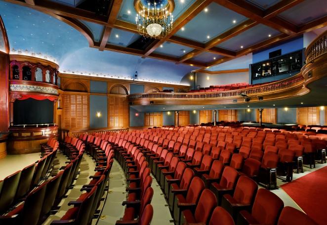 Wheeler Opera House, Aspen, CO Architect: Mills + Schnoering Architects Photography: Brands & Kribbs Architectural Photography